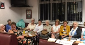 Last meeting of Maesycoed Ladies Club